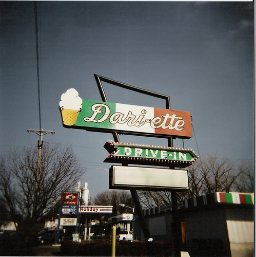Dari-ette Drive In | by Bo Darville
