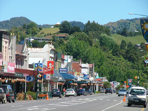 Taumarunui Town Nz Start Or End Your Trip Along The
