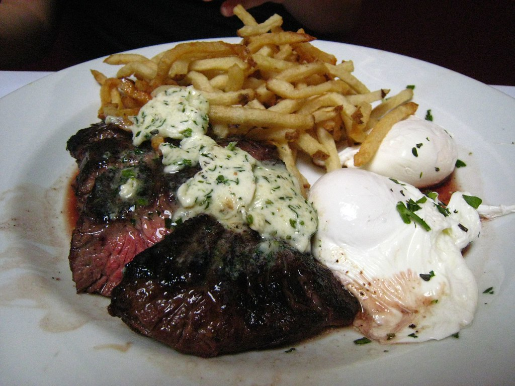 Herb Butter For Steak Food Network