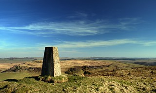 Broadfield Hill Trig Point | by Scott Foy