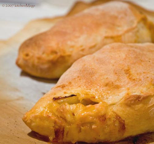 baked calzones | by kitchenmage
