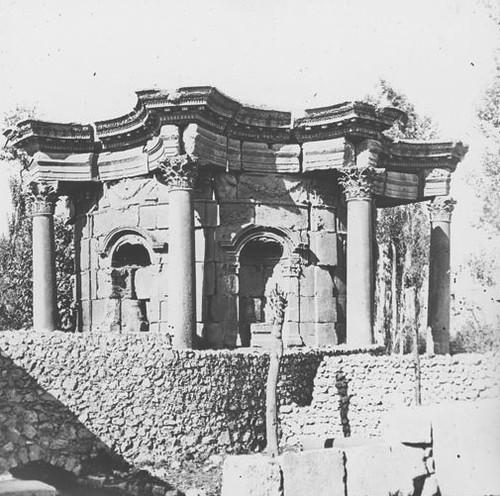 Baalbek Lebanon Temple Of Venus Notre Dame