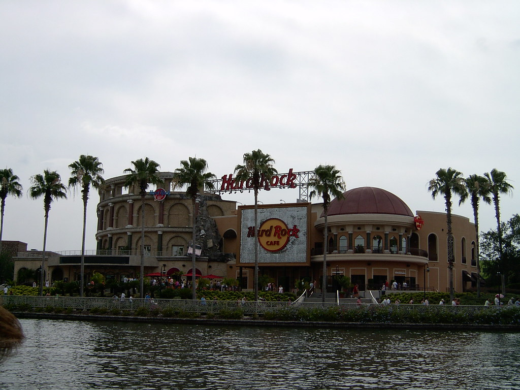 Hard Rock Caf Ef Bf Bd Disney Village