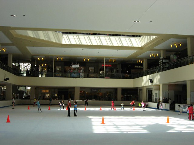 Lloyd center ice skating rink coupons