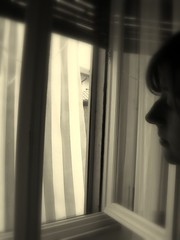 °Looking out the door.. | by chiarabianchini