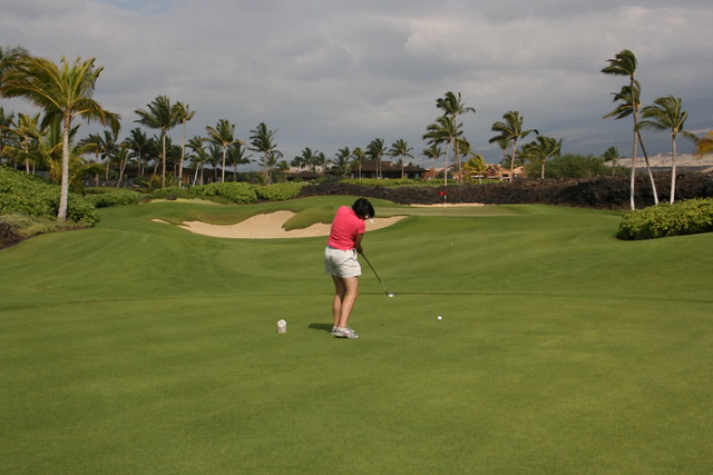 Kukio Golf And Beach Club Address
