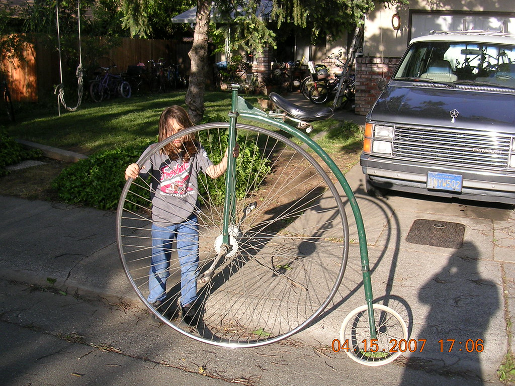 Penny Farthing Or 48 In Unicycle You Choose In 85