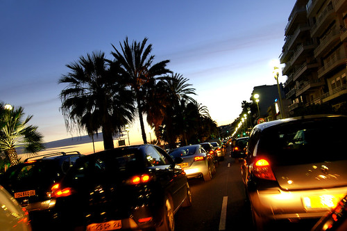 Rush Hour in Nice | by alphababy