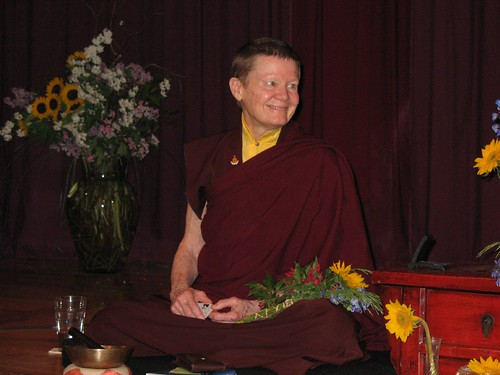 Pema Chodron and Richard Reoch May 2007 008 | by cello8