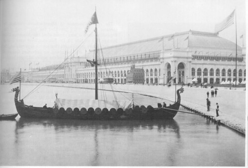 Viking Ship – At the 1893 World's Columbian Exposition | by TheLandOfKarlalot