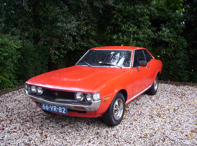 66 Vr 82 Toyota Celica Twello Willem Alink Flickr