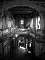 Cellblock 7 (Eastern State Penitentiary) | by James Mundie