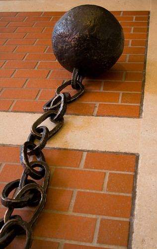 ball and chain | by Fred Dawson