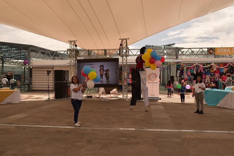 Feria Tiempo de Derechos 2016