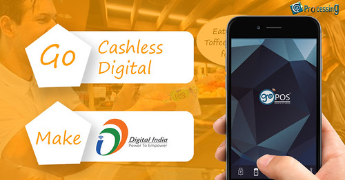 Cashless Services | by Go Processing