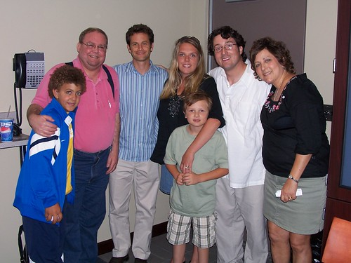 Kirk Cameron & Me. | From left to right, Kirk Cameron's ...