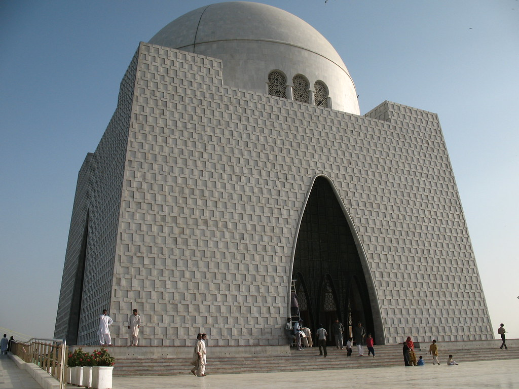 essay on tomb of quaid-e-azam Mazar-e-quaid, karachi, pakistan 115k likes mazar-e-quaid, also known as the jinnah mausoleum or the national mausoleum, is the final resting place of.