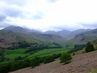 Scafell Fells from Eskdale | by topdogdjstew