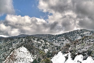 Snow covered mountains | by ojaipatrick