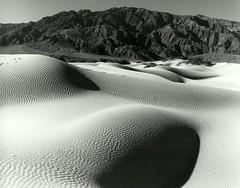 Sand Dunes Death Valley, CA  Roll 431- 7   ---10-31-81