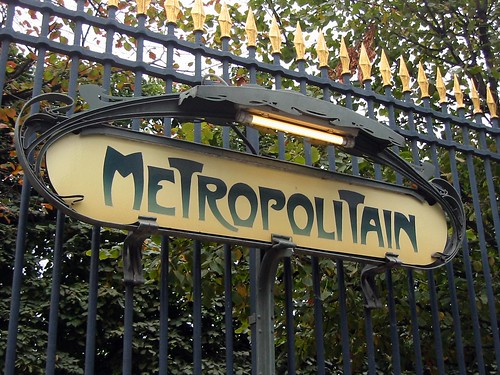 Metropolitain | by Sven Lindner