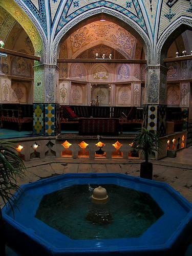 Persian Bath Houses | this shot belongs to Soltan Amir ...