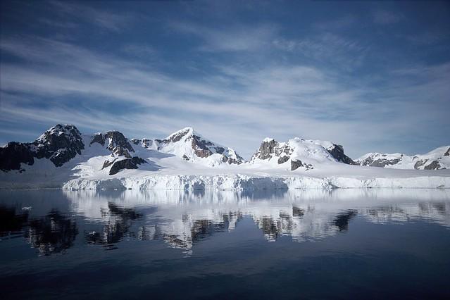 Lemaire Passage Antarctica