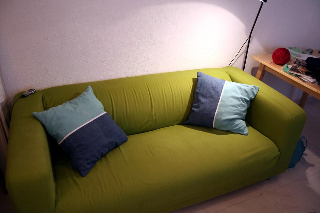 Fundas cojines sof las fundas de los cojines de nuestro s flickr - Fundas cojines sofa ...