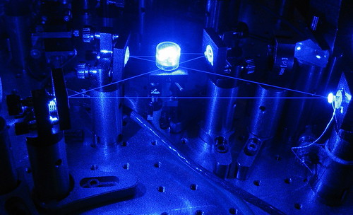 Ring Lasers To Avoid Standing Wave