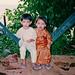 kids of Tioman Island, Malaysia
