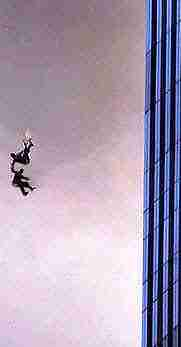 wtc jumpers id heard about the jumpers holding hands