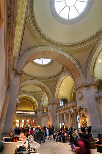 Metropolitan Museum of Art (New York, 10-29-04) | by Rick Quisenberry