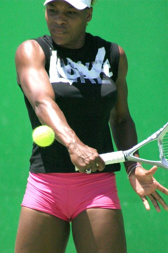 Serena Williams | by mel born photographer