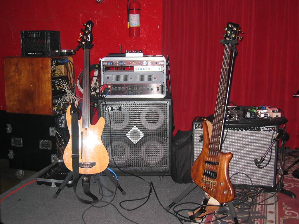 My Touring Bass Rig