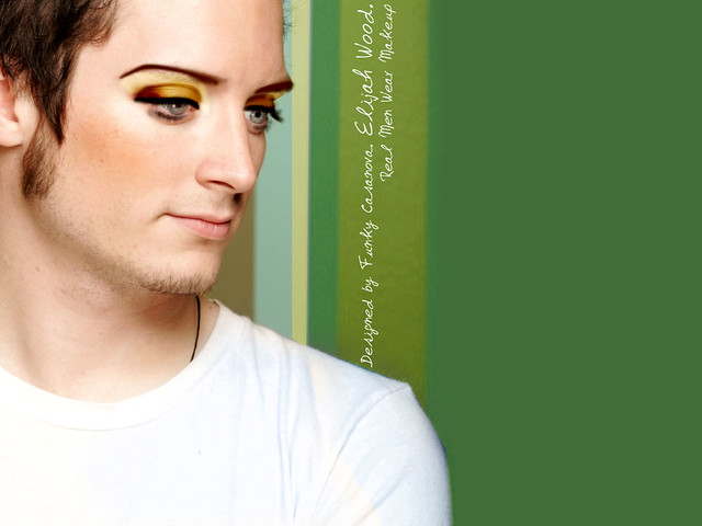 Real Men Wear Makeup: ...