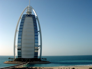 The Burj Al Arab Hotel | by jonrawlinson