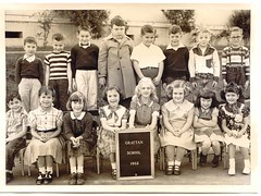 My First Grade Class at Grattan Elementary School in San Francisco, California 1953 | by Pixel Packing Mama ~ 25 Million Views