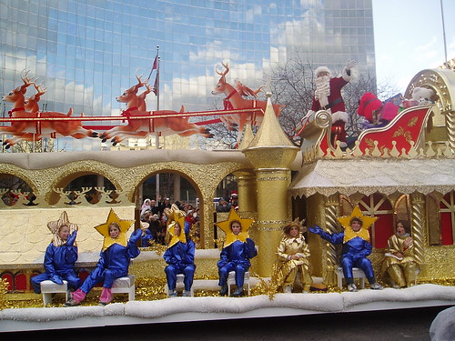 Toronto Santa Claus Parade 2004 | by Mike Boon