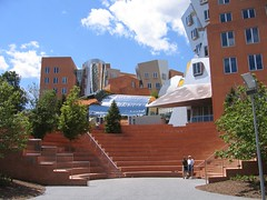 ampitheater | stata center, mit | by solsken