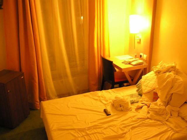 Hotel Alesia Paris Montparnabe