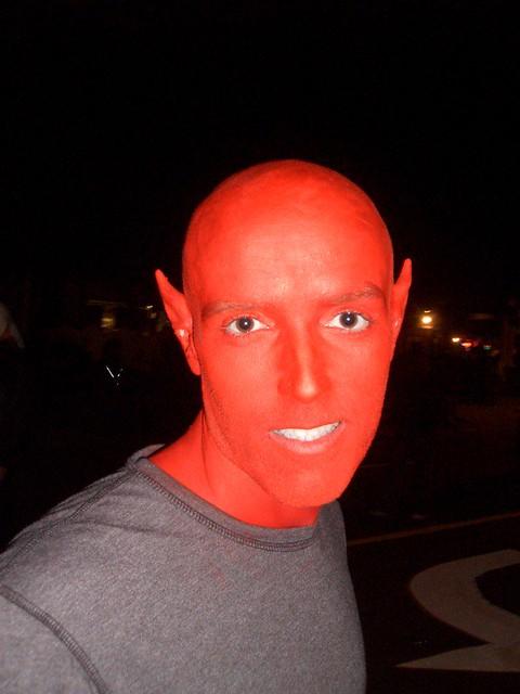 Red Devil Hallowe En Unc Chapel Hill Nc Cory