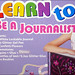 Learn to be a journalist