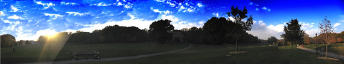 Panoramic of Prospect Park | by DavidGardinerGarcia