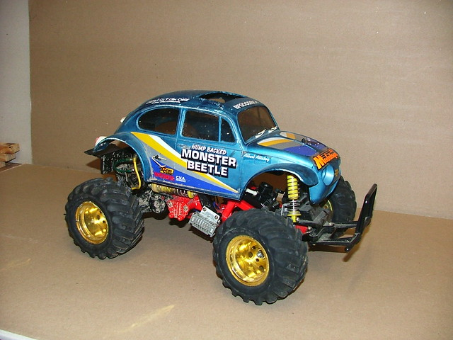 Tamiya Monster Beetle 2