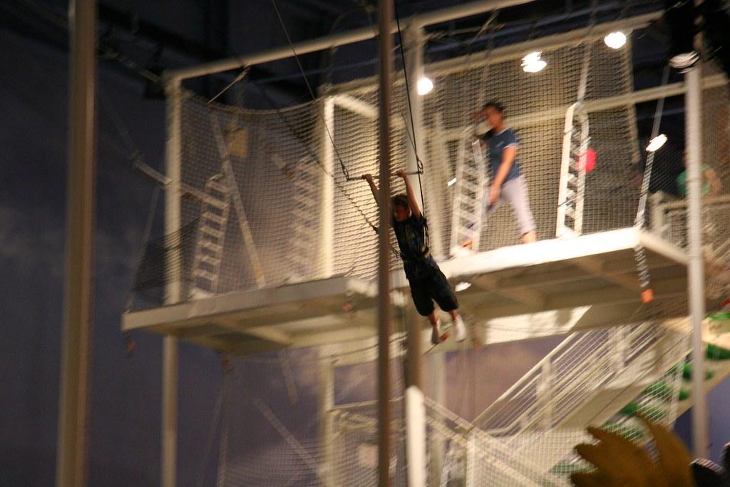 Trapeze School New York Beantown At Jordan 39 S Furniture Flickr