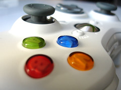 Xbox 360 buttons | by Alfred Hermida