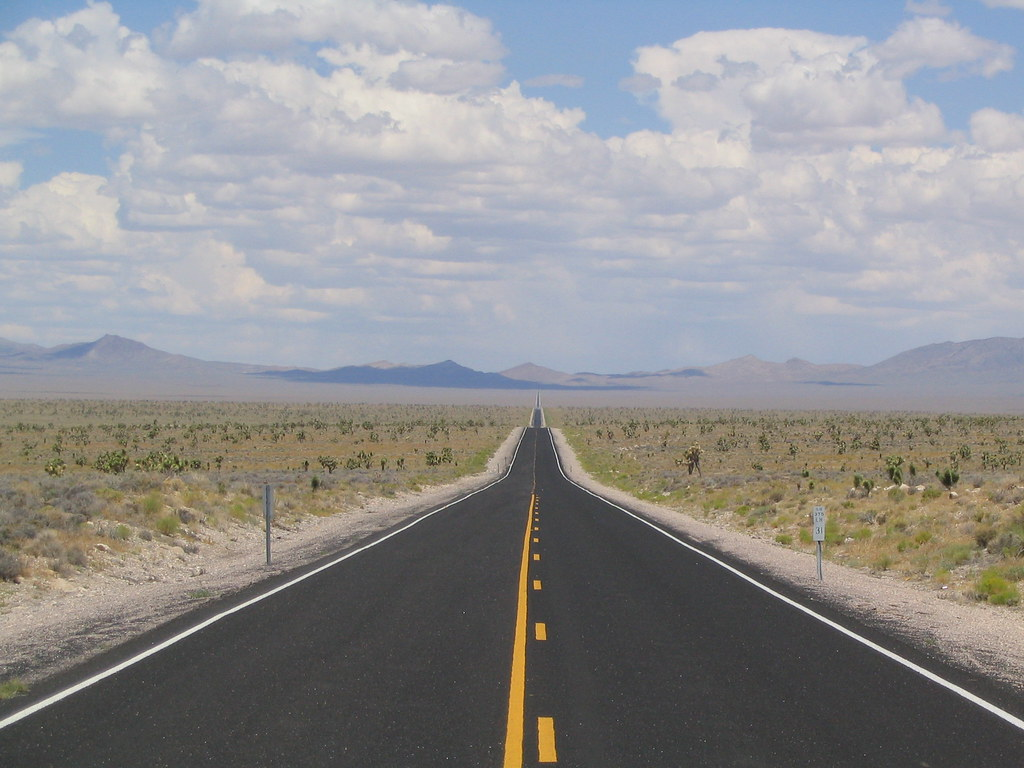 The Secret Stories >> The Extraterrestrial Highway, Nevada State Route 375, Betw… | Flickr