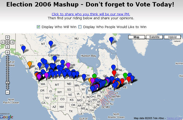 Image Result For Toronto Election Results