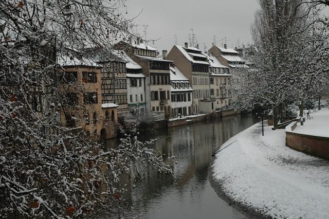 Strasbourg in winter | Audrey Scott