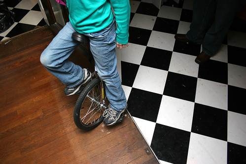 Unicycle | by chrisglass